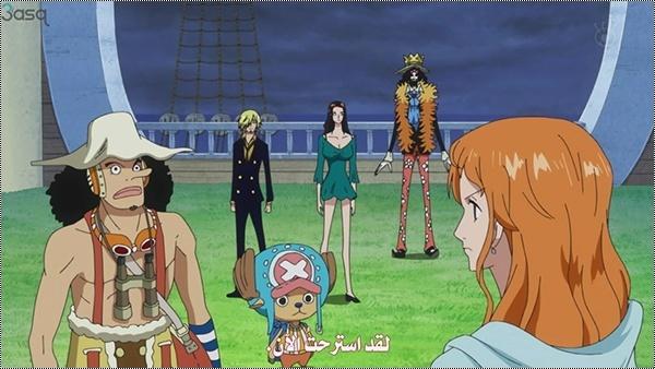 ون بيس 575 بعنوان: منحنى الطموح زيتو، ليلي العملاقة الصغيرة | One Piece 575 13544811