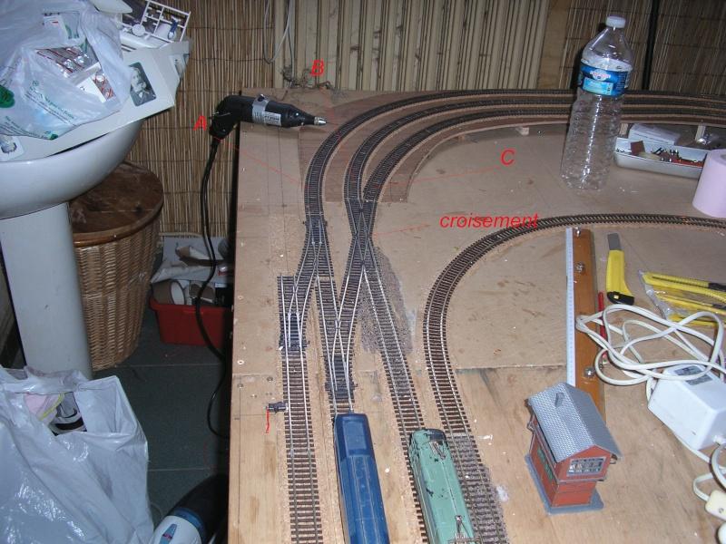 Le réseau de ZOZO le fou du rail Croise11
