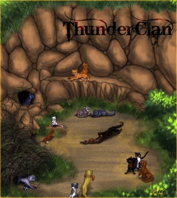 ThunderClan Camp Thunde11