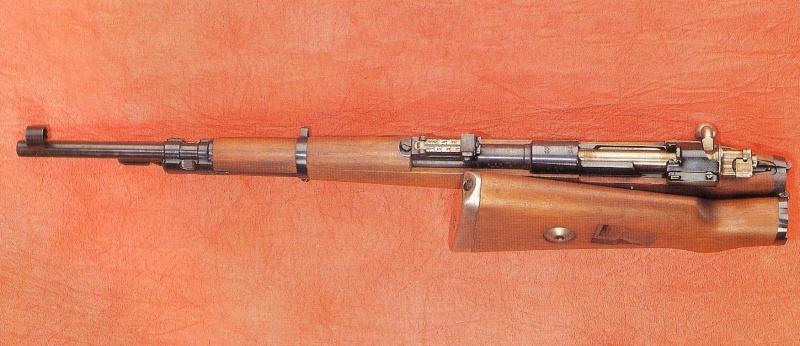 Mauser de parachutiste G3340c12