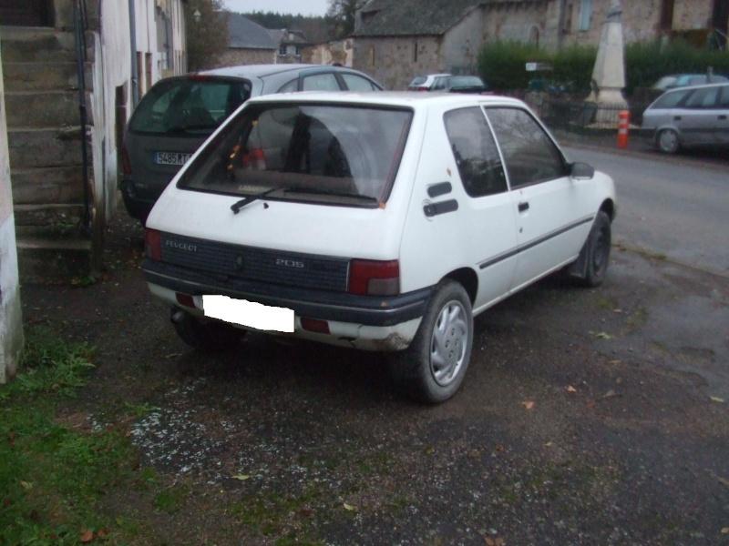 Peugeot 205 stylle  010