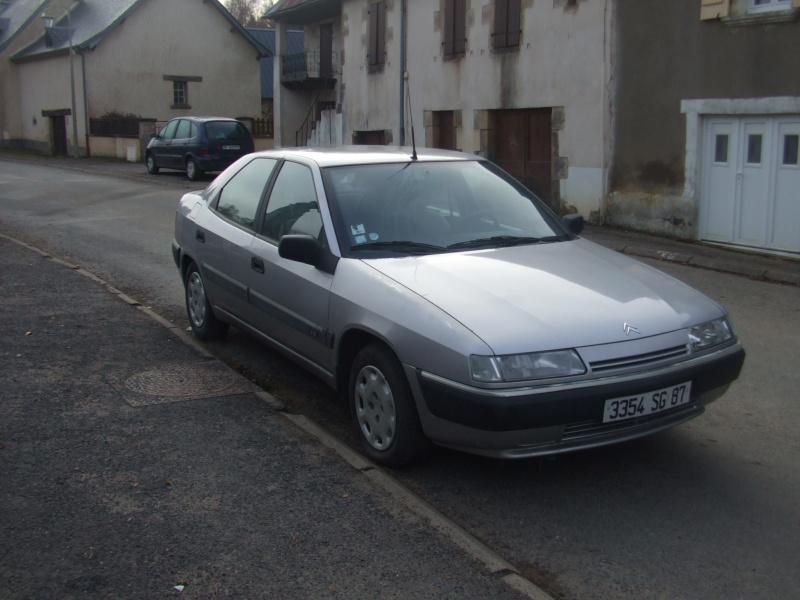 """""""VENDUE"""" Citroën xantia 20 l Dscf2712"""