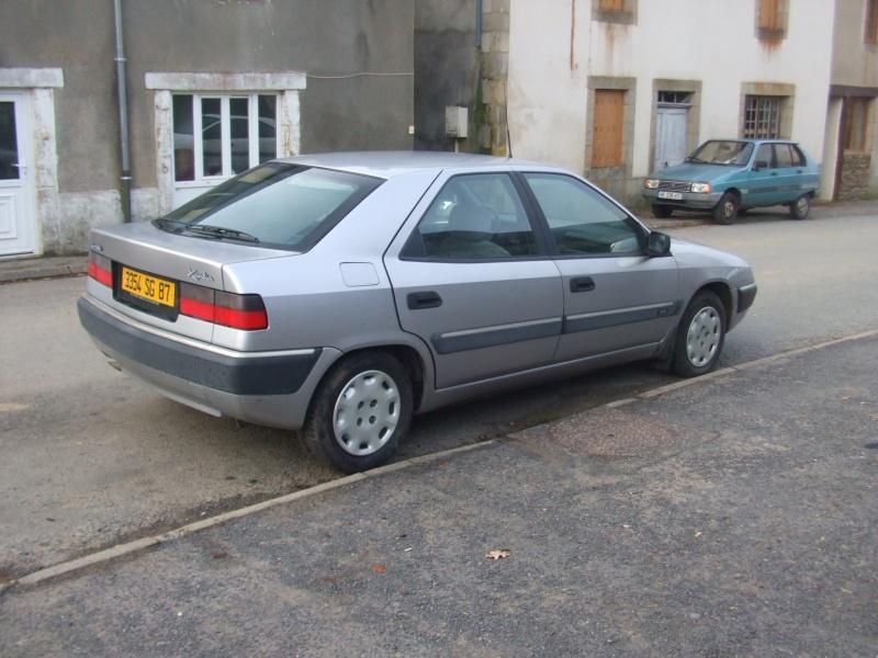 """""""VENDUE"""" Citroën xantia 20 l Dscf2713"""