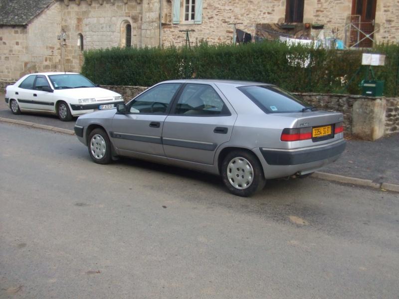 """""""VENDUE"""" Citroën xantia 20 l Dscf2714"""