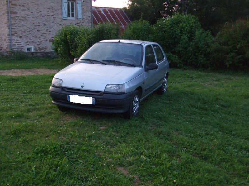 """VENDUE"" RENAULT CLIO 1.2 RN Photo_20"