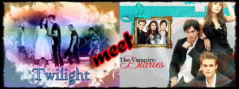 Twilight Meet The Vampire Diaries Twilig17
