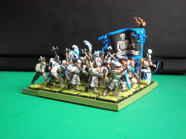 The Grand Army of The Knights Of Sigmar's Righteous Fury Dscn5611