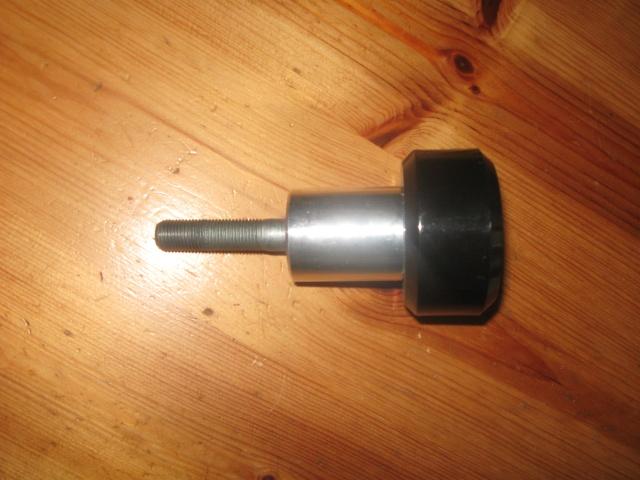 Pot laser + roulette de protection Bihr pour CB1000R Roulet11