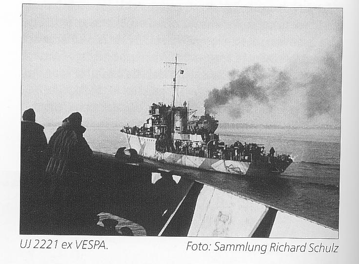 Les corvettes italiennes du type Gabbiano  C26_ve12
