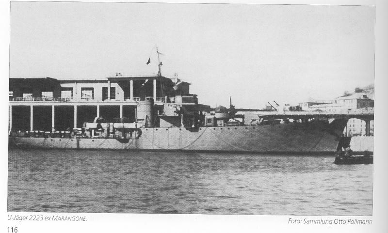 Les corvettes italiennes du type Gabbiano  C52_ma10
