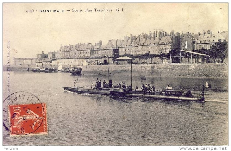Les Torpilleurs numérotés en France T137_410