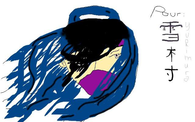 mes débuts dans le dessin - Rooku's draws  For_yu11