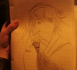 mes débuts dans le dessin - Rooku's draws  Photo-10
