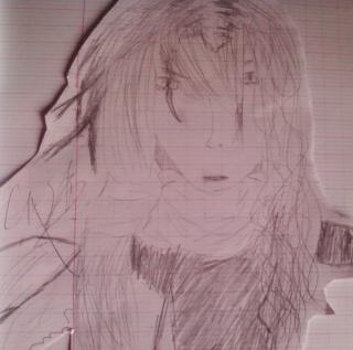 mes débuts dans le dessin - Rooku's draws  Photo-11