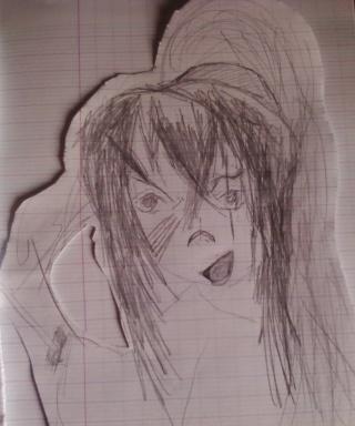 mes débuts dans le dessin - Rooku's draws  Photo-12