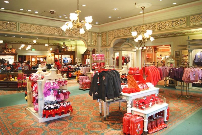Descriptif des boutiques du Parc Disneyland (en construction) Clothi14