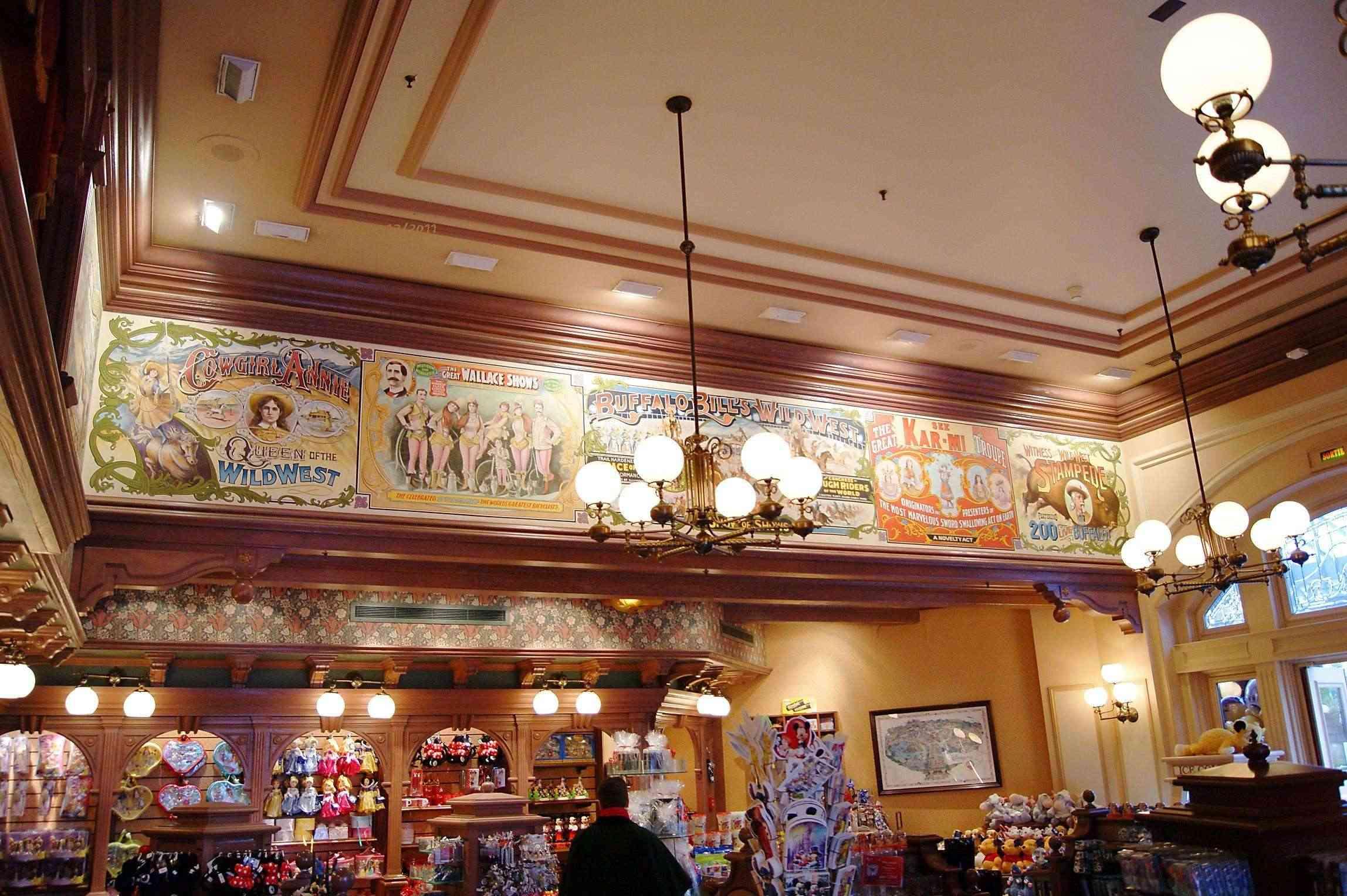 Descriptif des boutiques du Parc Disneyland (en construction) Weast_11