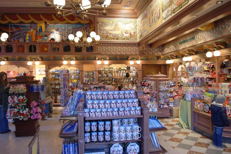 Descriptif des boutiques du Parc Disneyland (en construction) Weast_16