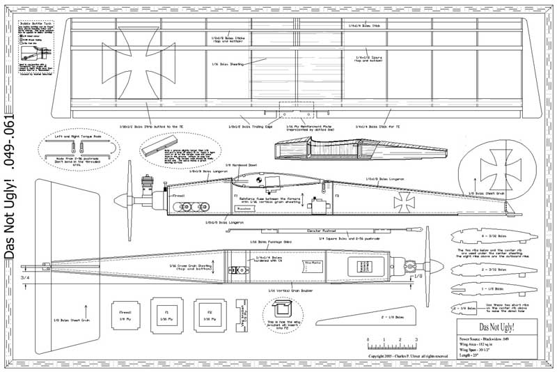 Looking for: Easy to build basic RC airplane plans Dasnot10
