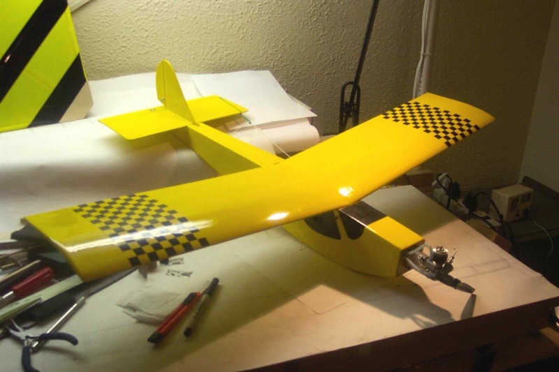 Looking for: Easy to build basic RC airplane plans Honker11