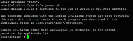 [Tuto] installation d'OpenJabNab sur un Pogoplug Script12