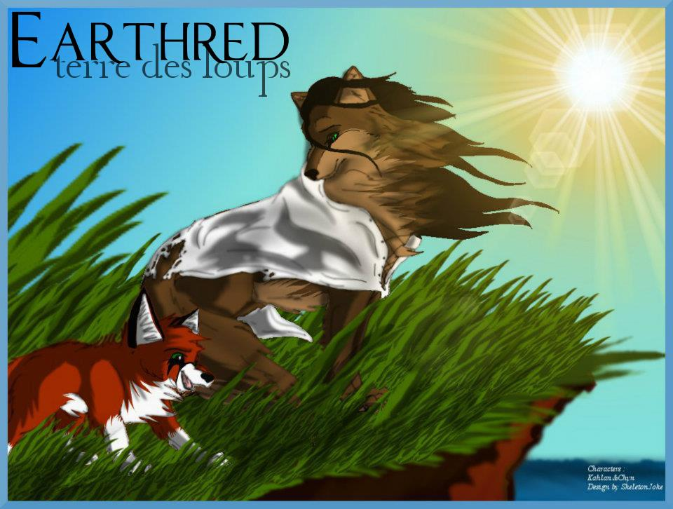 Earthred, La Terre des Loups
