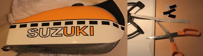 suzuki 250 pe flat-track Astro212