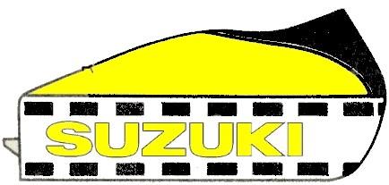 suzuki 250 pe flat-track Astro810