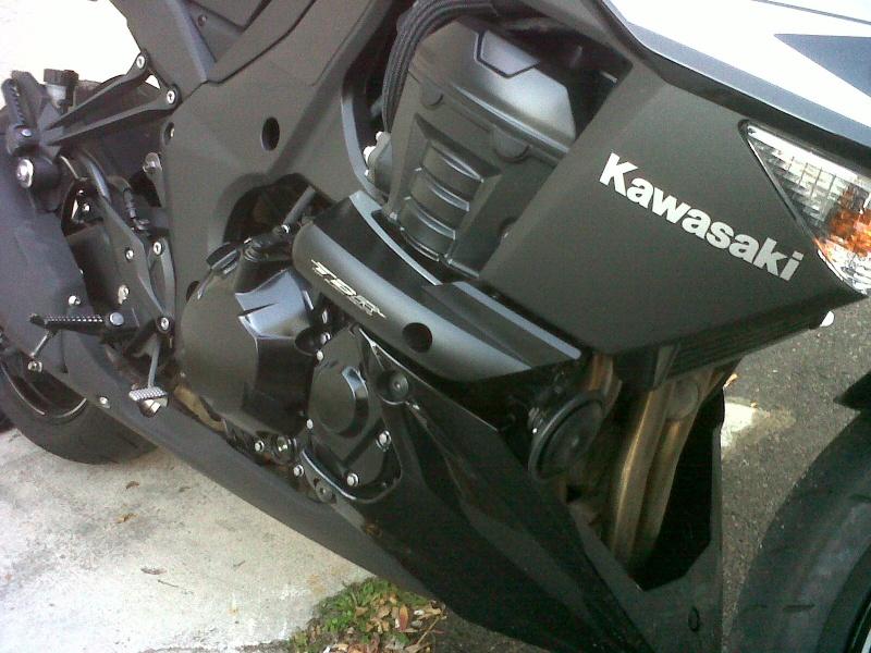 [VENDU]  Kawasaki Z1000 Noir coloris 2012 Nice-211