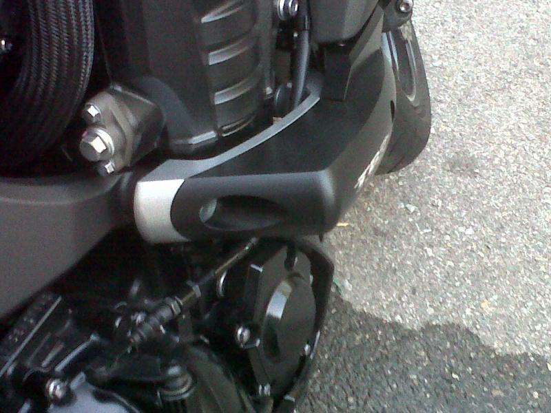 [VENDU]  Kawasaki Z1000 Noir coloris 2012 Nice-212