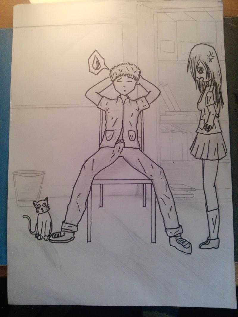 > dessins de Sayu < Feinaa10