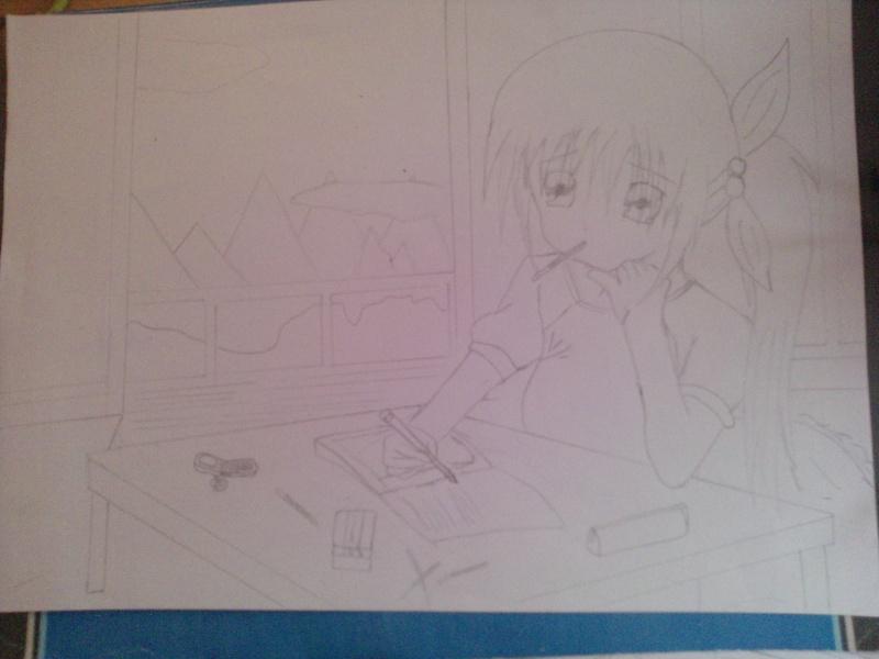 > dessins de Sayu < Fille_11