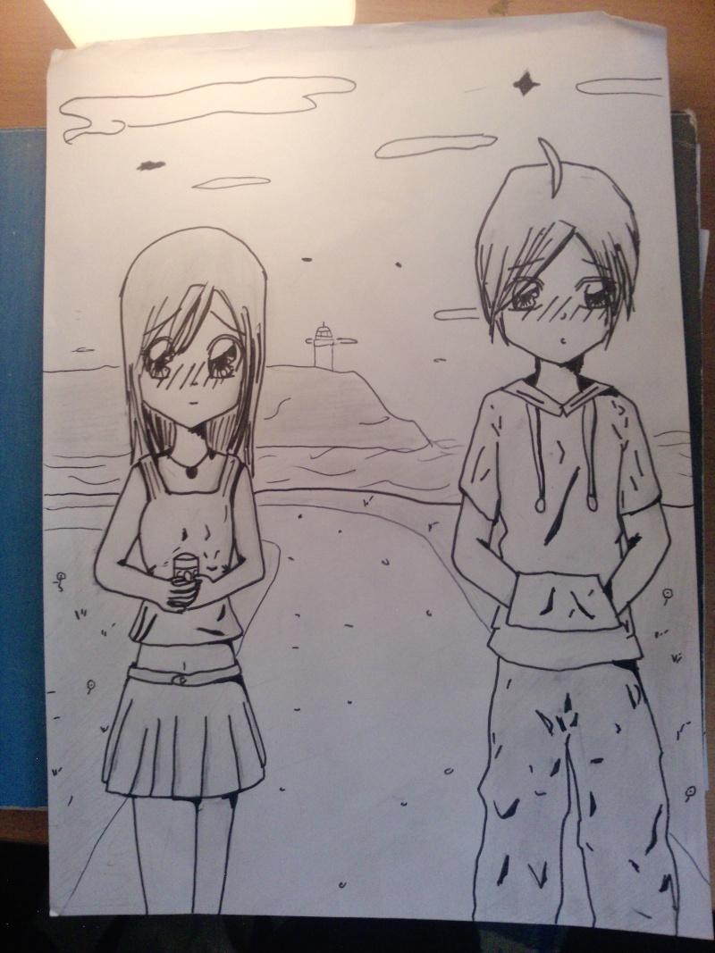 > dessins de Sayu < Les_am10