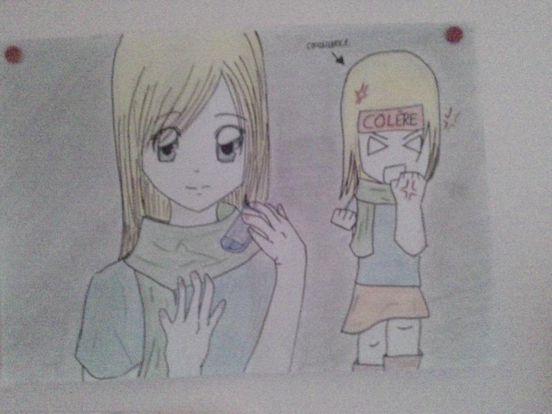 > dessins de Sayu < Projet10