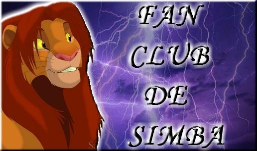 Zona VIP Fan Club Oficial de Simba Logo_f10