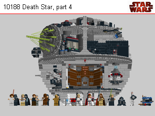 Lego Digital Designer (LDD) - Kreacije članova foruma 10188_59