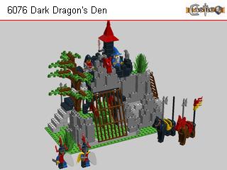 Lego Digital Designer (LDD) - Kreacije članova foruma 6076_d11