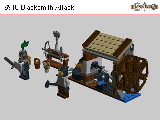Lego Digital Designer (LDD) - Kreacije članova foruma 6918_b11