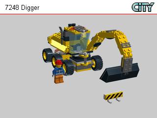 Lego Digital Designer (LDD) - Kreacije članova foruma 7248_d11
