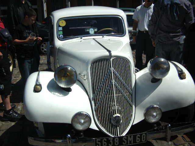Les 75 ans de la traction avant à Arras Bild0010