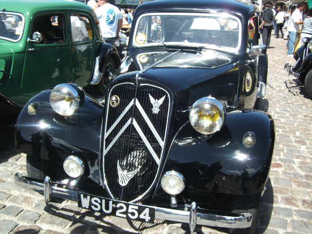 Les 75 ans de la traction avant à Arras Bild0011