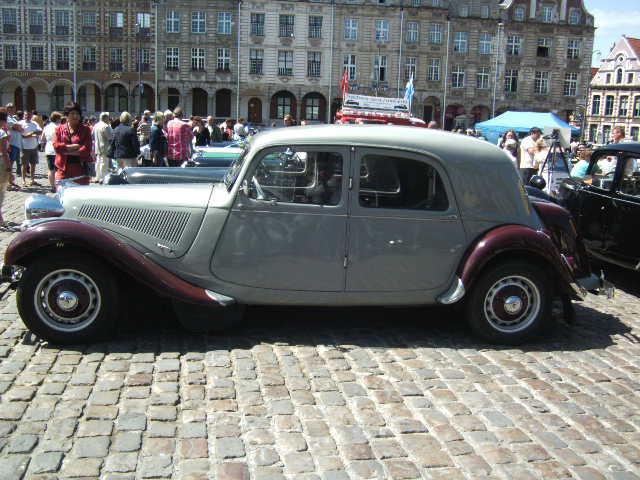 Les 75 ans de la traction avant à Arras Bild0012
