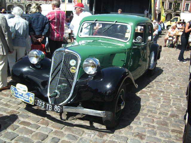 Les 75 ans de la traction avant à Arras Bild0013