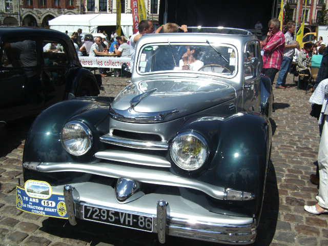Les 75 ans de la traction avant à Arras Bild0014