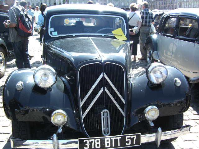 Les 75 ans de la traction avant à Arras Bild0015