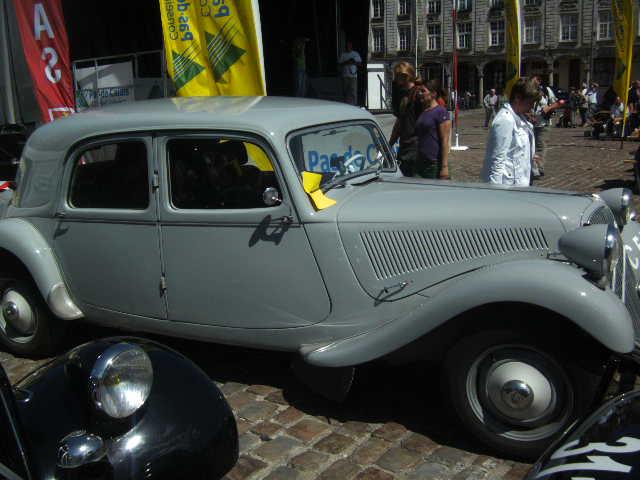 Les 75 ans de la traction avant à Arras Bild0016