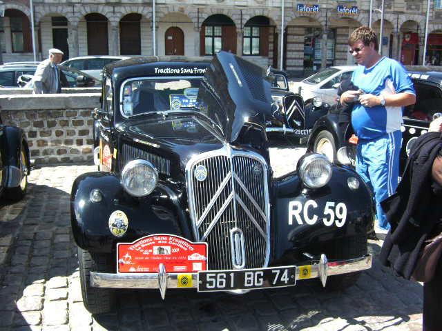 Les 75 ans de la traction avant à Arras Bild0017