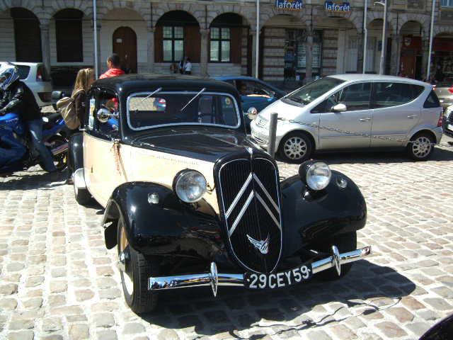 Les 75 ans de la traction avant à Arras Bild0018