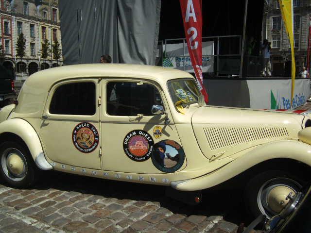 Les 75 ans de la traction avant à Arras Bild0019