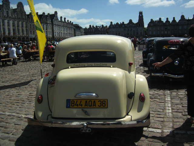 Les 75 ans de la traction avant à Arras Bild0020